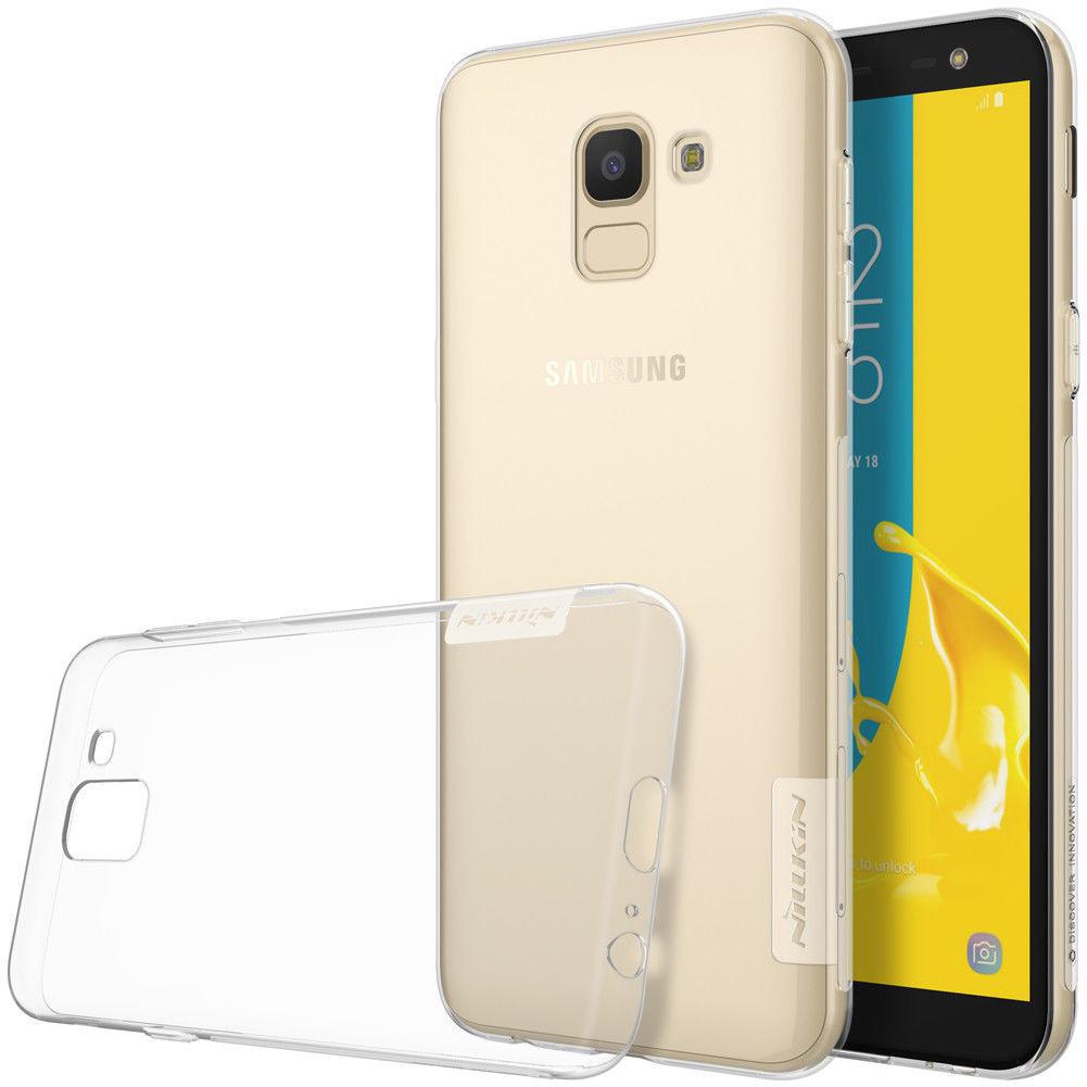 TPU чехол Amax Nature Series для Samsung J600F Galaxy J6 (2018)