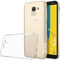 TPU чехол Amax Nature Series для Samsung J600F Galaxy J6 (2018), фото 1