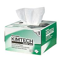 Безворсовые салфетки KimWipes (для очистки оптоволокна, оптики, лаб/ инструментов)