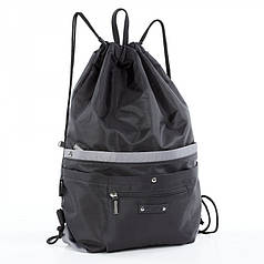 Рюкзак на шнурках для обуви с карманами Dolly 844