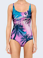 3D купальник Summer so hard (Размер: M(46), Фасон: Женский)