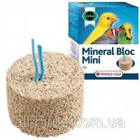 Минеральный блок для небольших птиц Versele-Laga Mineral Bloc Mini (0,07 кг.)