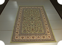 Акриловый ковер Sultan 0233 GREEN IVORY