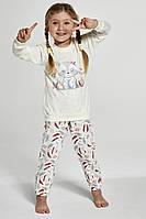 Детская хлопковая пижамка Cornette Raccoon 594/121