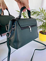 Женская сумка Urban зеленая СУ258, фото 3