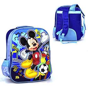 """Школьный рюкзак """"Микки Маус"""" с объёмным рисунком"""