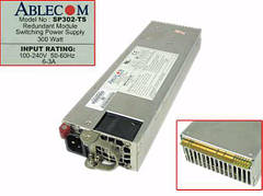 Серверный блок питания Ablecom SP302-TS БУ