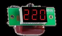 Вольтметр переменного тока Вм-14 (220в) однофазный без корпуса