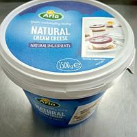 Крем-сир Arla natural 70% ж 1.5 кг