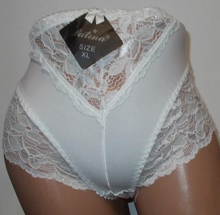 Трусики макси Latina размер XL (48-50) белые