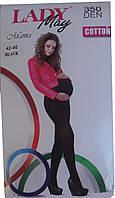 Женские колготы для беременных mama 350 den