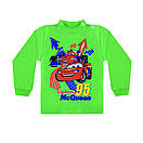 Цветной детский джемпер для мальчика Маквин интерлок, фото 2