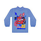Цветной детский джемпер для мальчика Маквин интерлок, фото 3