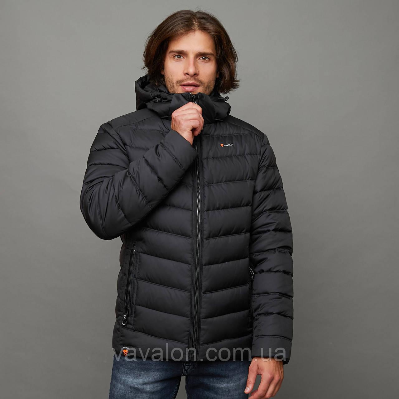 Куртка демисезонная Vavalon EZ-932 Black