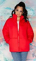 Куртка 858517/2 48/50 красный