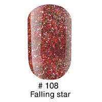 Гель лак Naomi №108 (falling star), 6ml