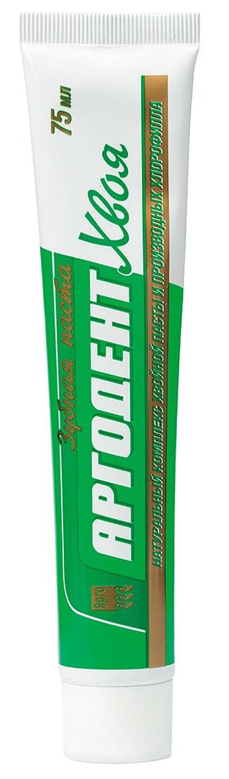 Зубная паста Аргодент Хвоя