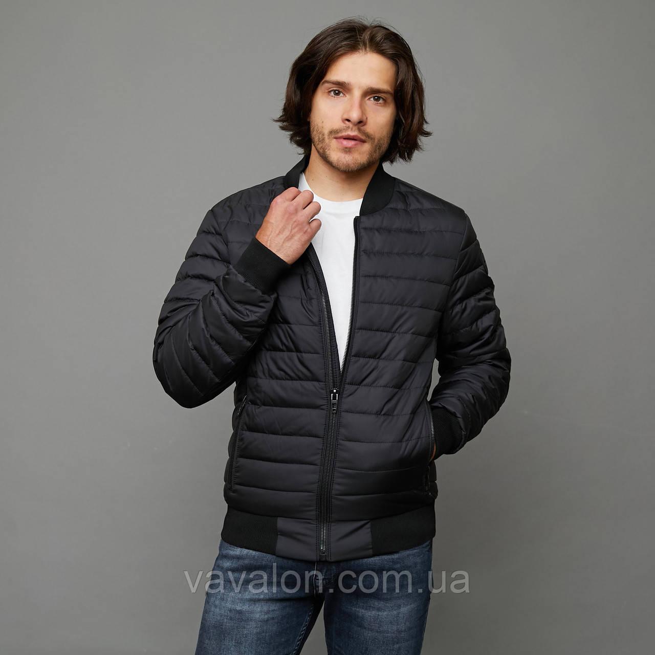 Куртка демисезонная Vavalon KD-933 Black