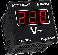 Вольтметр переменного тока Вм-1м однофазный щитовой NEW