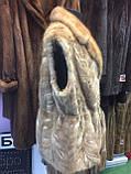 Норка жилет из натуральной норки норковая жилетка в харькове, фото 6