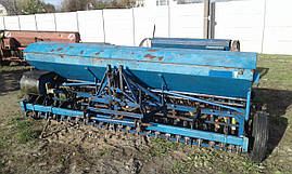 Сівалка зернова 2,5 м б/у Данія Fiona, фото 3