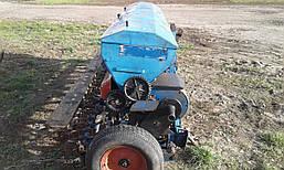 Сівалка зернова 2,5 м б/у Данія Fiona, фото 2