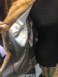 Норка жилет из натуральной норки норковая жилетка в харькове, фото 8