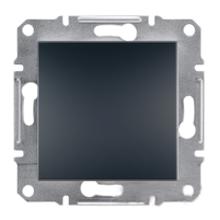 Заглушка Asfora Plus EPH5600171 Антрацит