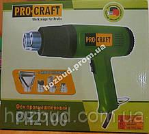 Фен промышленный PROСRAFT PH2100