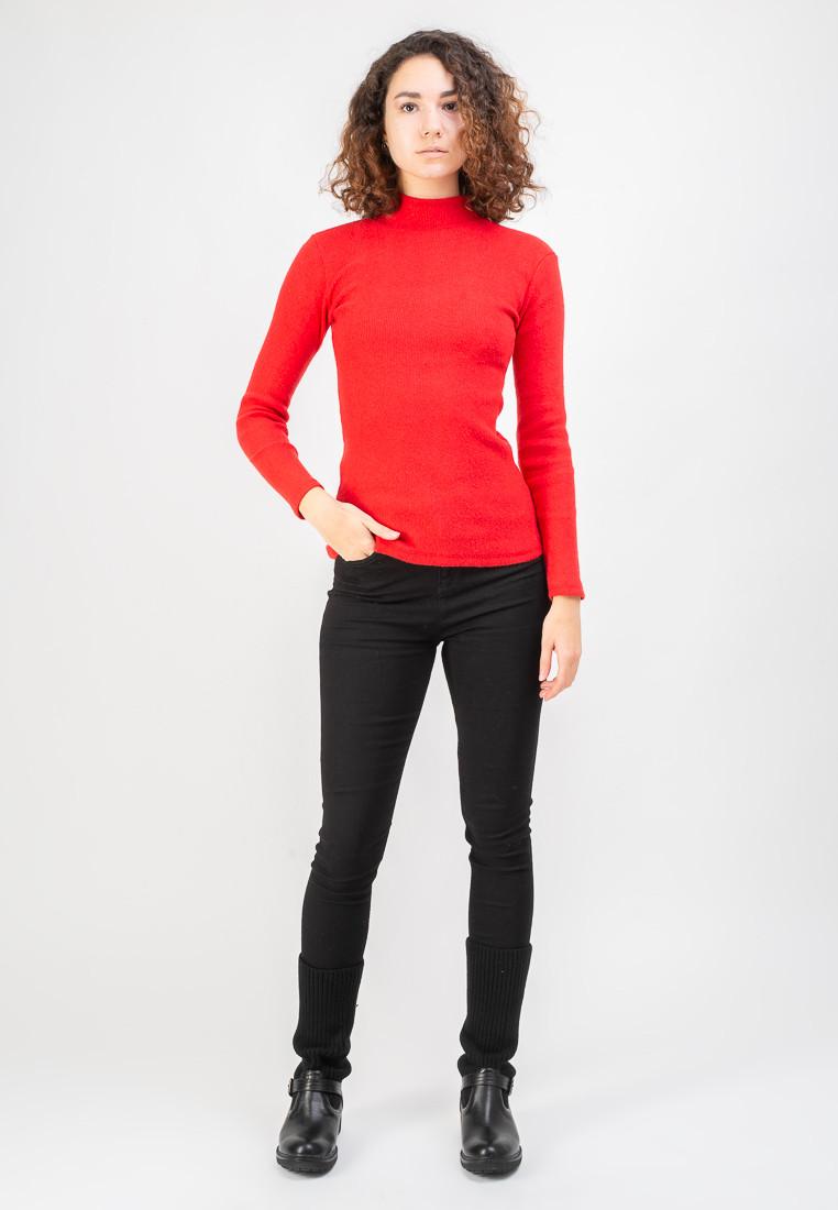 Женский гольф Mercan M-L Красный