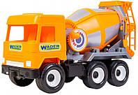Машина Бетономешалка Middle truck Сity Wader 39311, фото 1