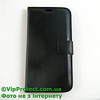 Lenovo A850 черный чехол-книжка на телефон, фото 1