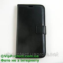 Lenovo A850 чорний чохол-книжка на телефон