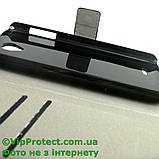 Lenovo A850 чорний чохол-книжка на телефон, фото 8