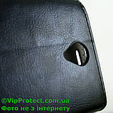 Lenovo A850 чорний чохол-книжка на телефон, фото 9