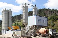Бетоносмесительная установка продуктивністю 60 м. куб./год (БСУ-60), фото 1