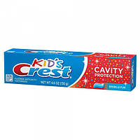 Детская зубная паста Crest Kids Cavity Protection Sparkle Fun Toothpaste