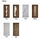 "Дверь межкомнатная остеклённая/глухая Маэстра""Премьера А,Р2,Р1,G) 60-90 см, фото 7"