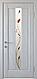 "Дверь межкомнатная остеклённая/глухая Маэстра""Премьера А,Р2,Р1,G) 60-90 см, фото 3"