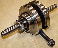 LX200GY-3 Pruss Колінчастий вал, колінвал двигуна CGP200 163FML Loncin - 130140033-0001