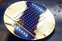 Лейка потолочная 250 мм. c подсветкой ( L-250 L )