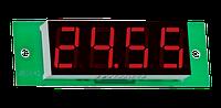 Термометр Тм-14 без корпуса, (red, green, blue) с датчиком DS18B20
