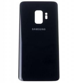 Задняя крышка Samsung G960F Galaxy S9 черная Midnight Black