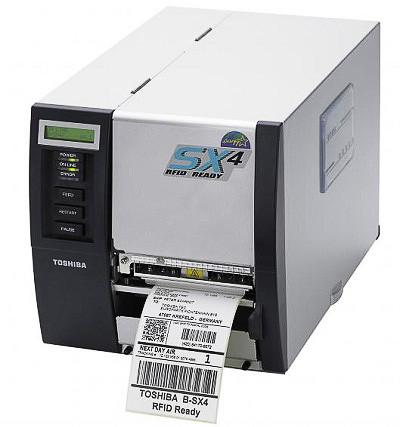 Принтер этикеток Toshiba B-SX 4T