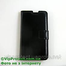 Lenovo S720 чорний чохол-книжка на телефон