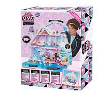 Домик для кукол ЛОЛ Сюрприз Зимний Шале  - LOL Surprise Chalet Winter Wonderland 571452, фото 10