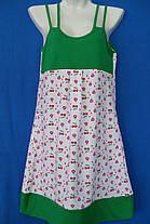Ночная сорочка для девушек рибана комбинированная, фото 3