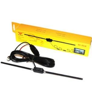 Зовнішня автомобільна FM антена + TV 0018 посилення сигналу