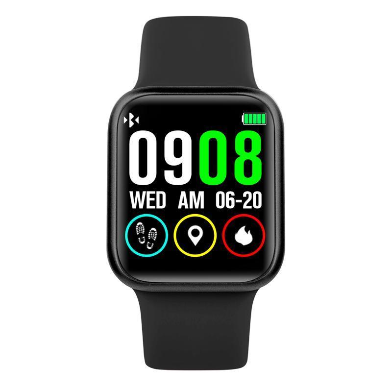 Смарт часы Smart Watch FINOW P90 Black