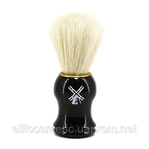 Щетка для бороды черная (помазок)